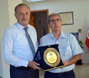 ALTıNKUM - Aydın ASKF Başkanı Arıkan'dan Başkan Atabay'a Ziyaret