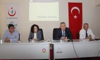 Aydın'da Check-Up Toplantısı