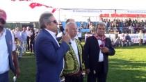 Bandırma'da 17 Eylül Yağlı Pehlivan Güreşleri