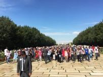 Bartın Belediyesi 3 Bin Kişiyi Anıtkabir'e Götürdü