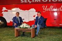 MAKAM ARACI - Başkan Çetin Açıklaması 'Türkiye'ye Örnek Olmak İçin Makam Araçlarına Son Verdik'