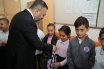 ABDULLAH KÜÇÜK - Başkan Ercan Öğrencilerin Okul Heyecanını Paylaştı