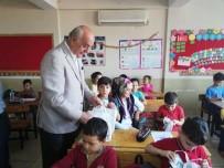 KIRTASİYE MALZEMESİ - Başkan Seyfi Dingil'den Öğrencilere Kırtasiye Desteği