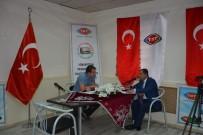 Başkan Şimşek TRT GAP Radyosunun Konuğu Oldu