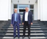 ORTAK AKIL - Başkan Toçoğlu'ndan Başkan Öztürk'e Ziyaret