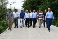 Başkan Zihni Şahin Açıklaması '4 Ayda 400 Kilometre Yol Yaptık'