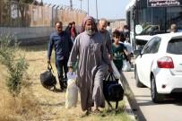Bayram İçin Ülkelerine Giden Suriyelilerin Yarısı Geri Döndü