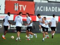 VODAFONE - Beşiktaş'ta Sarpsborg Maçı Hazırlıklarını Sürdürdü