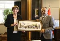 SARAYBOSNA - Bosna Hersek'ten Bursa'ya İş Birliği Adımı