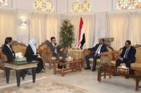 Büyükelçi Eler, Yemen Balıkçılık Bakanı Kefayin İle Görüştü