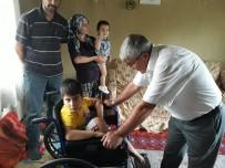 SÜLEYMAN YıLMAZ - Büyükşehir, Küçük Yılmaz'ın Yüzünü Güldürdü