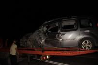 Çan'da Trafik Kazası Açıklaması 1 Ölü 1 Yaralı