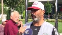 OTURMA EYLEMİ - Cargill İşçileri Genel Müdürlük Önünde Oturma Eylemi Başlattı