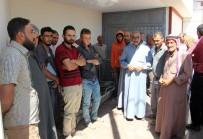 Cenaze Sahipleri Adli Tıp Kurumu Bahçesine Tuvalet Yapılmasını İstiyor