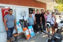CHP'li Gençlerden Sokak Hayvanları İçin Örnek Çalışma