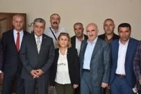 CUMHURİYET HALK PARTİSİ - CHP'li Serter'in Muş Ziyareti