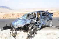 DİREKSİYON - Cizre'de Zincirleme Trafik Kazası Açıklaması 1 Ölü, 8 Yaralı