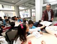KARŞIYAKA BELEDİYESİ - Çocuk Kulübünde Yeni Dönem Başlıyor