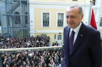 ÖĞRETMEN ATAMASI - Cumhurbaşkanı Erdoğan Açıklaması 'Elinde Satırla Dolaşan Değil, Bilgisayarı İle Dolaşan Gençlik'
