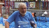 BEDENSEL ENGELLİ - Dede Torun 'Mavi Kapak' Toplayarak 129 Kalbe Dokundu