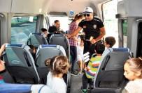 Diyarbakır'da Okul Servislerine Sıkı Denetleme