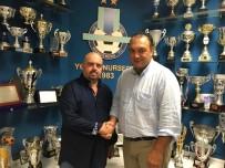 ESKİ FUTBOLCU - Dündar Keşaplı, Sliema Wanderers'ın Basın Sorumlusu Oldu