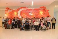 Engelli Öğrenciler 15 Temmuz Müzesi'ni Ziyaret Etti