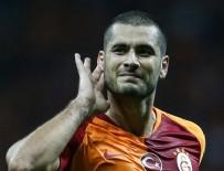 EREN DERDIYOK - Eren Derdiyok 7 yıl sonra Şampiyonlar Ligi'nde gol attı