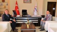 ZEKERIYA GÜNEY - ERÜ Rektörü Çalış'a 'Hayırlı Olsun' Ziyaretleri Sürüyor