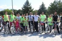 Erzincan'da Sağlıklı Yaşam İçin Bisiklet Turu Düzenlendi