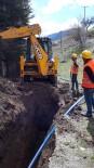 Feke'nin 10 Mahallesine Yeni İçme Suyu Hattı
