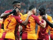 TÜRK TELEKOM - Galatasaray'ın zafer gecesi.... Avrupa Fatihi geri döndü