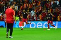 RYAN DONK - Galatasaray'da İlk 11'Ler Belli Oldu