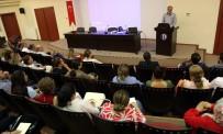 REKTÖR - GAÜN İdari Personeline 'HİTAP' Eğitimi