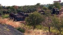 ŞAHINBEY ARAŞTıRMA VE UYGULAMA HASTANESI - Gaziantep'te Askeri Araç Devrildi Açıklaması 3 Yaralı