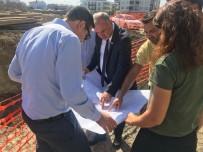 ŞAFAK BAŞA - Genel Müdür Başa, TESKİ'nin Çorlu'daki Yatırımlarını İnceledi