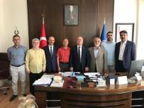 ERCIYES ÜNIVERSITESI - Gönüllü Kuruluşlar Erciyes Ve Kayseri Üniversitelerinin Rektörlerini Ziyaret Etti