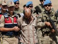 UZMAN ÇAVUŞ - PKK'lı teröristleri adliyede karşıladı: Yüzünüze tükürmeye geldim