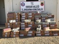 TAHKİKAT - Hakkari'de 42 Bin 525 Adet Av Fişeği Ele Geçirildi
