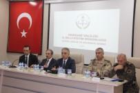 Hakkari'de Eğitim-Öğretim Değerlendirme Toplantısı