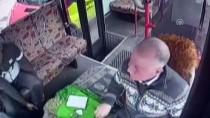Halk Otobüsünde Hırsızlığa Tutuklama