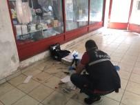 Hırsızlar Sadaka Kutusu Çaldı