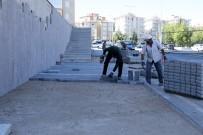 SICAK ASFALT - Hoca Ahmet Yesevi Caddesinde Çevre Düzenlemesi