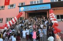 İlk Öğretim Haftasında Vali Sonel, Öğrencilerle Okul Açtı