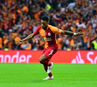 İlk Yarı Galatasaray'ın