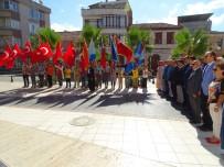 ŞEREF AYDıN - İlköğretim Haftası Aliçetinkaya İlkokulu'nda Kutlandı