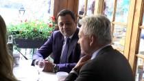 1 MİLYON DOLAR - İngiltere'nin Avrupa'dan Sorumlu Devlet Bakanı Duncan Makedonya'da