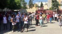 İskenderun'da Okuldaki Trafo Patladı
