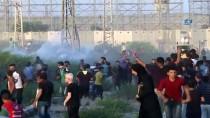 GAZZE - İsrail Askerleri 3 Filistinliyi Daha Öldürdü