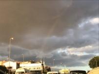 GÖKKUŞAĞI - İstanbul'da Gökkuşağı Sürprizi